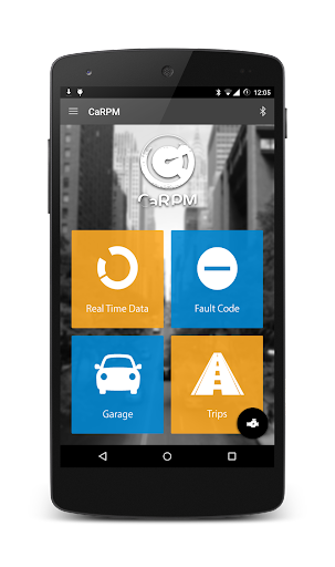 CaRPM - Connect to your Car