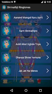Shrinathji Ringtones - náhled