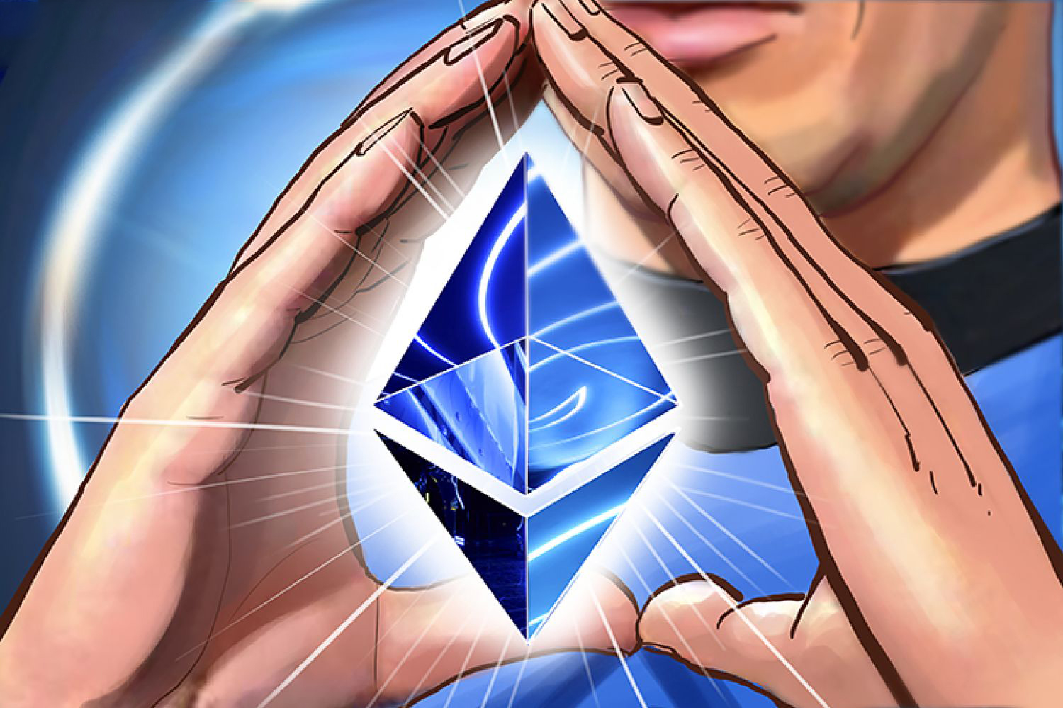 Spock with Ethereum