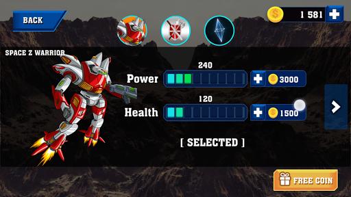Robot Warrior apktram screenshots 5