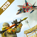Sky Jet War Fighter - Airplane Shooting Games 2020 icon
