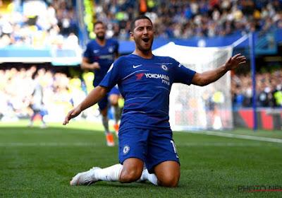 L'absence d'Eden en Europa League, preuve d'une Hazard-dépendance