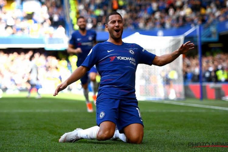 """Eden Hazard, des qualités bien au-delà de la pelouse: """"Tout le monde l'aime à Chelsea"""""""