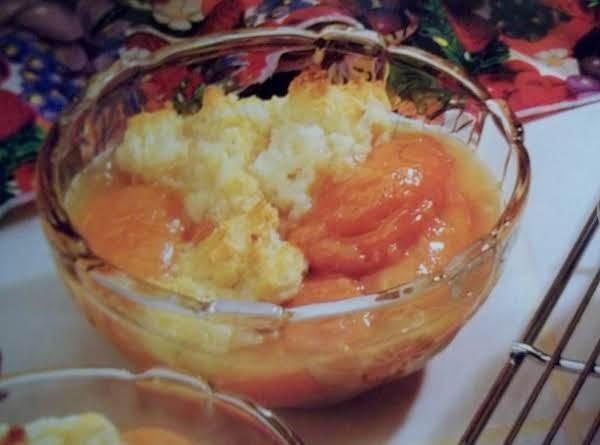 Apricot Cobbler Recipe
