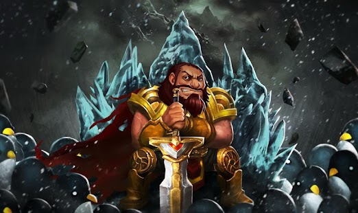 Clash of Lords 2: Heroes War para Android