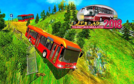 Offroad Coach Tourist Bus Simulator 2020 apktram screenshots 5