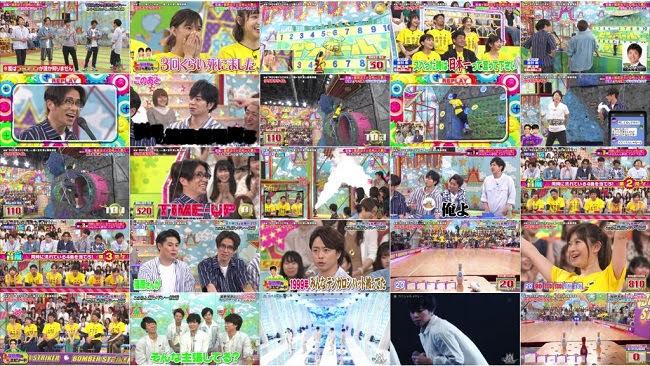 [TV-Variety] Matsui Rena – VS Arashi (2019.06.27)