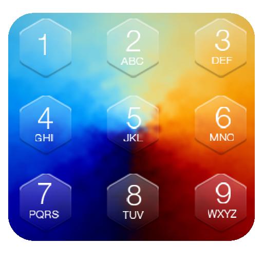 AppLock - ColorFul Theme
