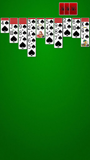 Spider Solitaire  gameplay | by HackJr.Pw 1