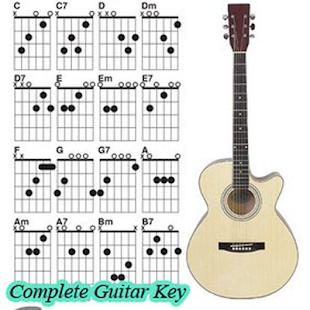 Complete Guitar Keys - náhled