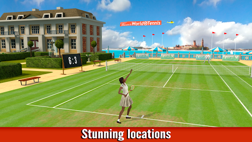 World of Tennis: Roaring u201920s u2014 online sports game 4.8.2 screenshots 4