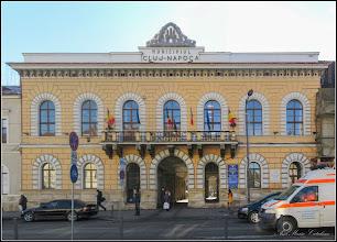 Photo: Cluj-Napoca - Piata Unirii, Nr.1 - Primaria Municipiului Cluj - monument istoric, constructie din 1843-1846 - 2018.01.31
