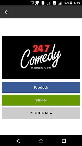 247 Comedy Movies & TV 9.5 screenshots 1