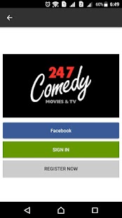 247 Comedy Movies & TV- screenshot thumbnail