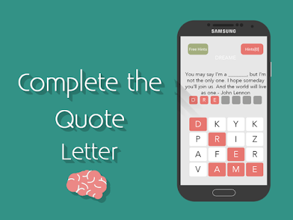 Letter Brain -  Word Puzzle- screenshot thumbnail
