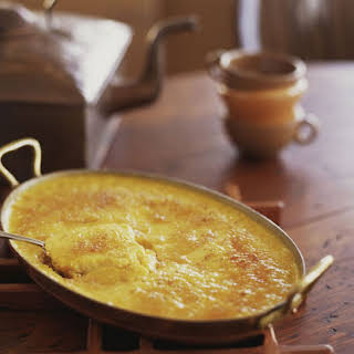 Beaumont Inn Corn Pudding.
