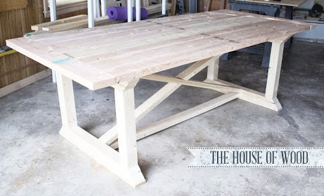 Rustic Yet Refined Wood FinishAna White Woodworking Projects
