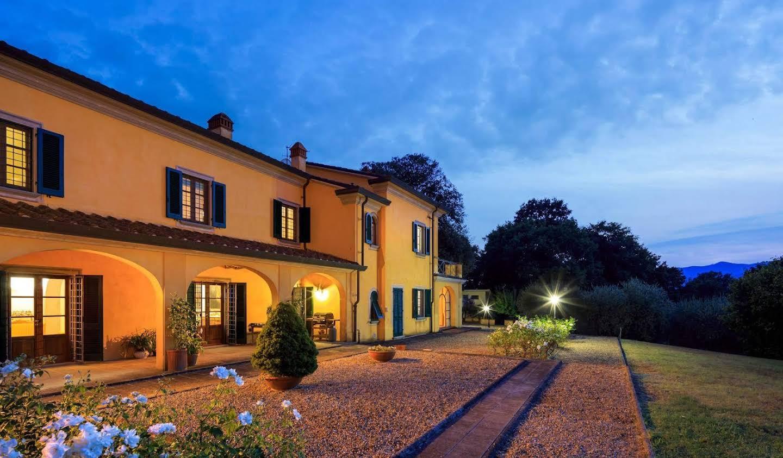 Villa Quattro Strade, Bientina