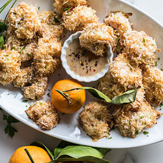 Baked Coconut Shrimp Recipe
