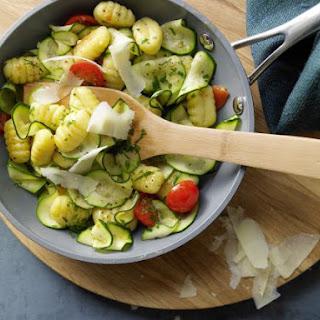 Gnocchi Zucchini Stir-Fry
