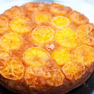 Tangelo Cake.
