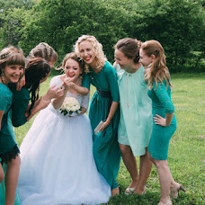 Wedding photographer Aleksandr Rebrov (myfoto76). Photo of 24.07.2017