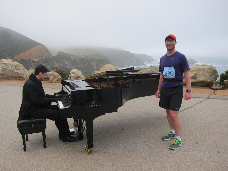 Photo: Mile 16. Time for my solo
