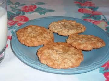 Oatmeal Crisps