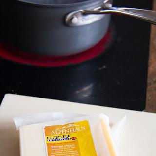 Sweet Potato & Gruyere Mac n' Cheese