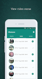 Whatsave – Status Downloader for WhatsApp  Download For Android 2