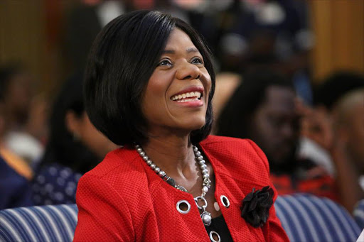 Public protector Thuli Madonsela. File photo.