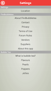 FindBubbleTea- screenshot thumbnail