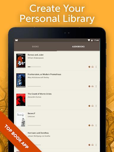 Free Books - Read & Listen  screenshots 9