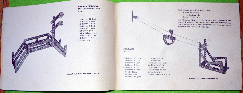 Scheffler's Metall-Baukasten