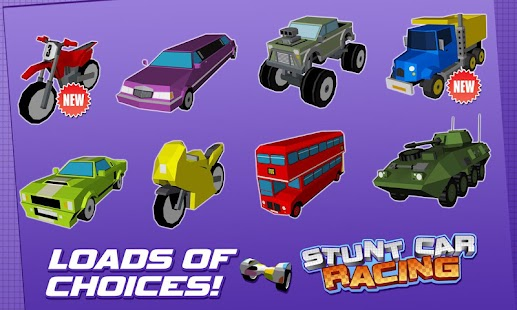 Stunt Car Racing - Multiplayer screenshot
