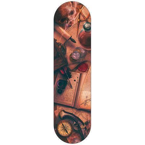 Verdad - Capitaine du Navire Skateboard Deck