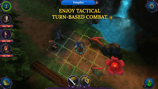 Mentors: Turn Based RPG Strategy 0.10.3 screenshots 1