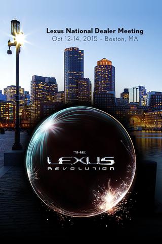 Lexus NDM 2015