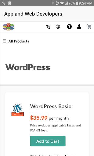 App and Web Developers screenshot 4