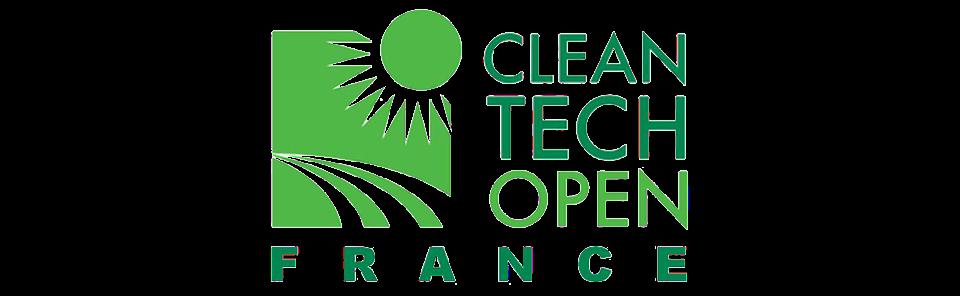 Lauréat du Cleantech Open France