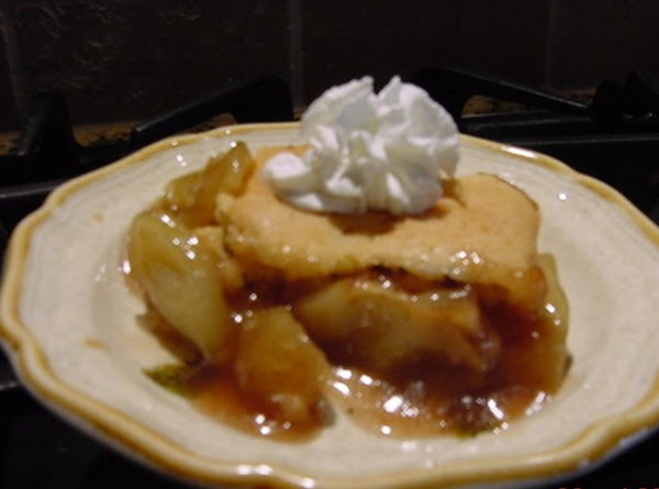 Apple Cobbler  (bonnie's) Recipe