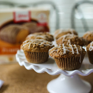 Easy Pumpkin Muffins with Brown Sugar Streusel