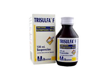 Solo Online Trisulfa F Susp 80mg/400   Mg Frasco x 120 Ml
