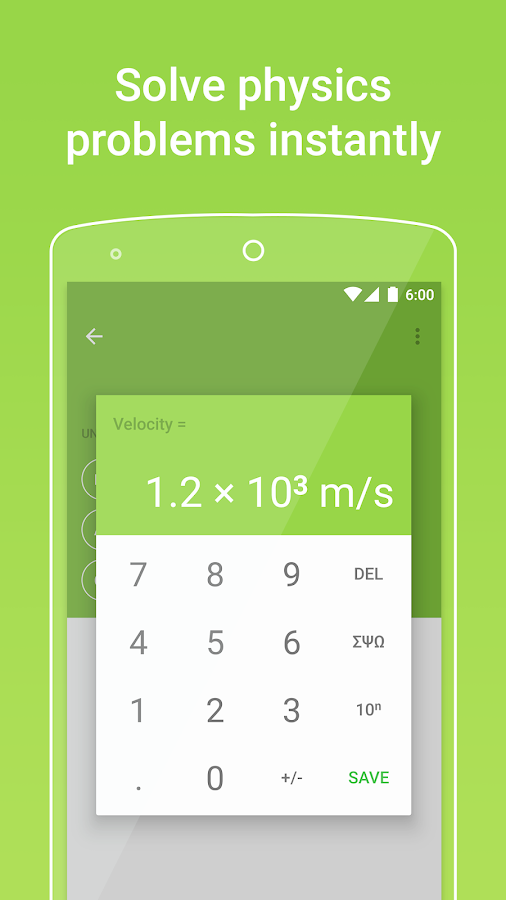 phywiz physics solver android apps on google play phywiz physics solver screenshot