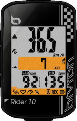 Bryton Rider 10E GPS Cycling Computer