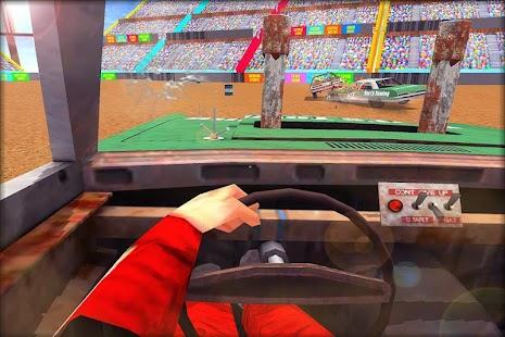 Vůz Demolice Derby závody - náhled