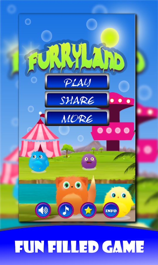 Furryland-Match-3-Game 12