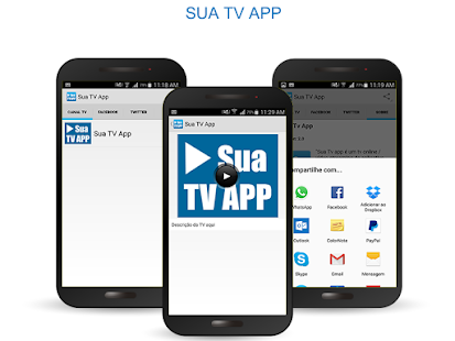 Sua Tv App- screenshot thumbnail