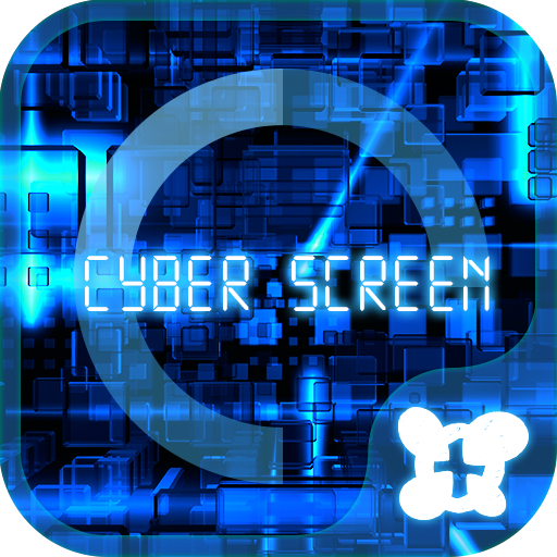 Cyber Screen wallpaper Icon