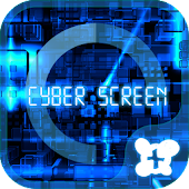 Cool wallpaper-Cyber Screen-